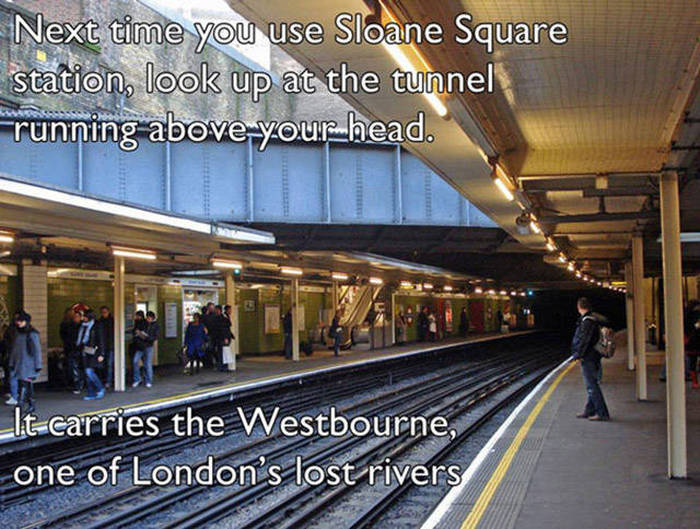 Fun Facts And Trivia About The City of London (30 pics)