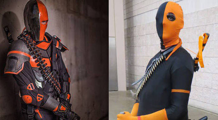 The Best And Worst Cosplay Costumes Ever Made Side By Side (23 pics)