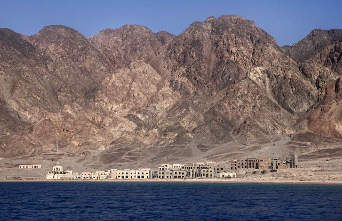 Sharm El Sheikh Is Now A Ghost Town (40 pics)