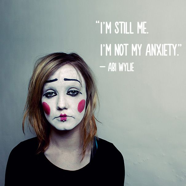 Things People With Anxiety Wish They Could Tell Their Friends But Can't (22 pics)