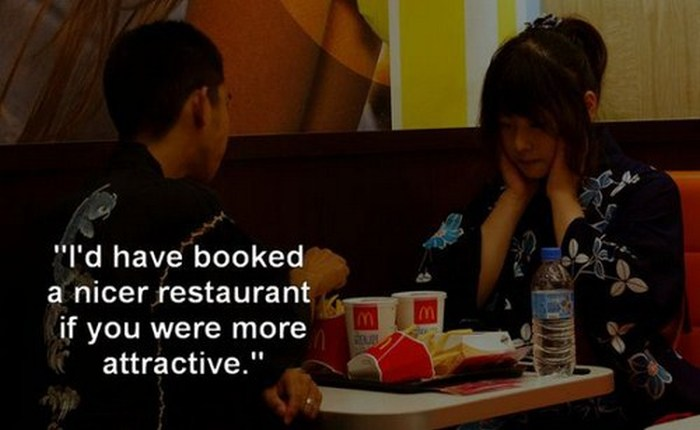 Things You Can Say To Completely Ruin A First Date (21 pics)