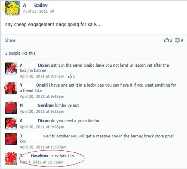 Shameful Moments That Played Out On Facebook (21 pics)