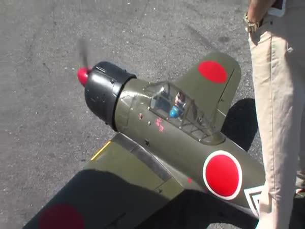 Plane Model Crash