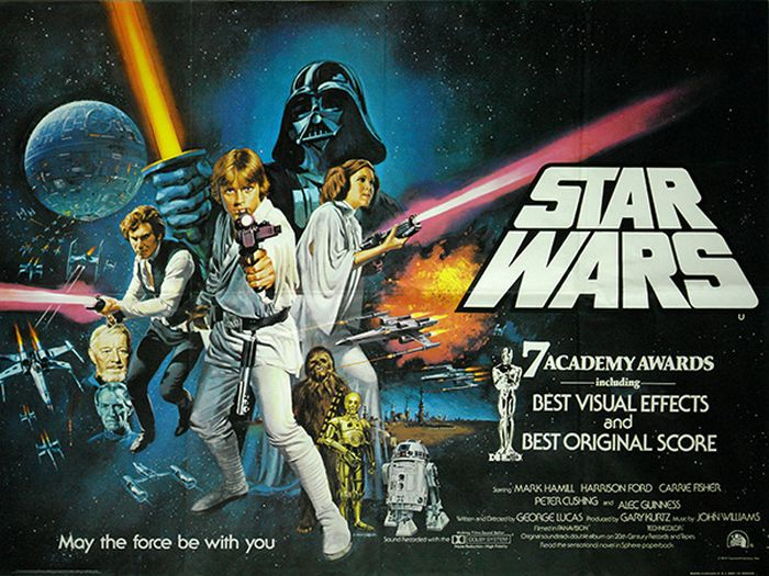 Old Memo Shows A Fox Exec Predicted The Success Of Star Wars In 1976 (5 pics)