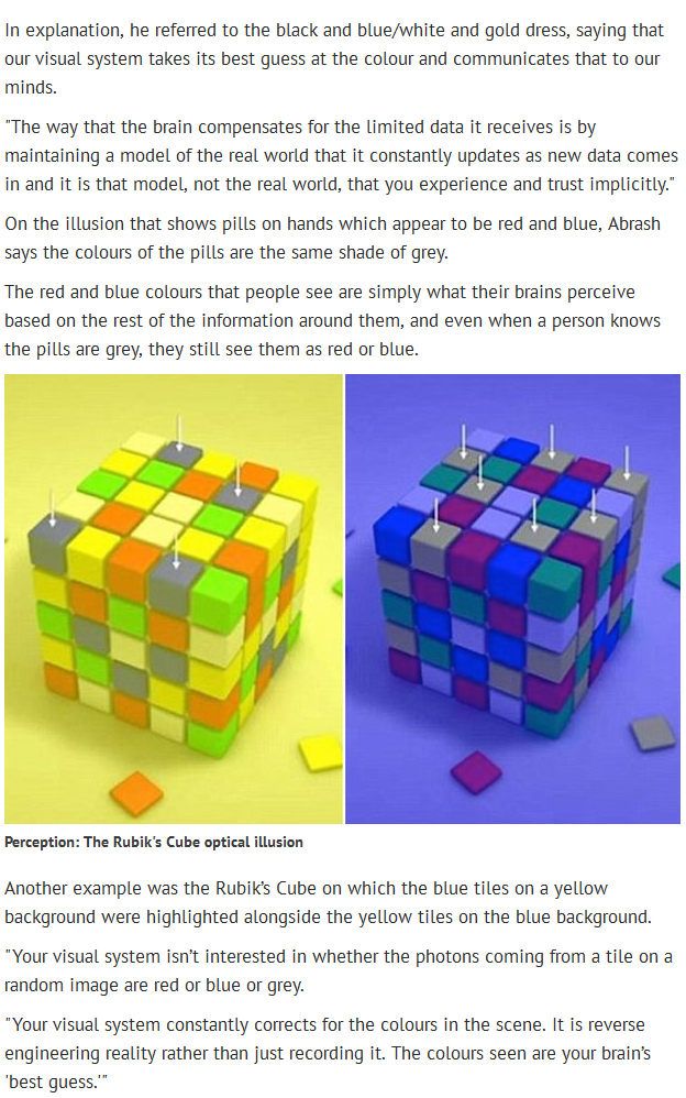 This Optical Illusion Is Sure To Mess With Your Brain (4 pics)