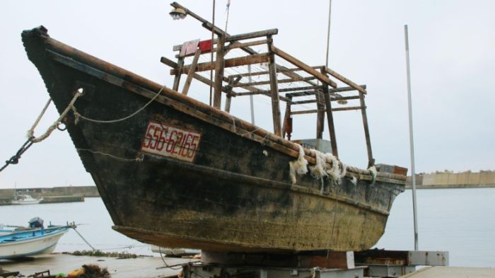North Korean Ghost Ships Continue To Surface On The Shores Of Japan (9 pics)