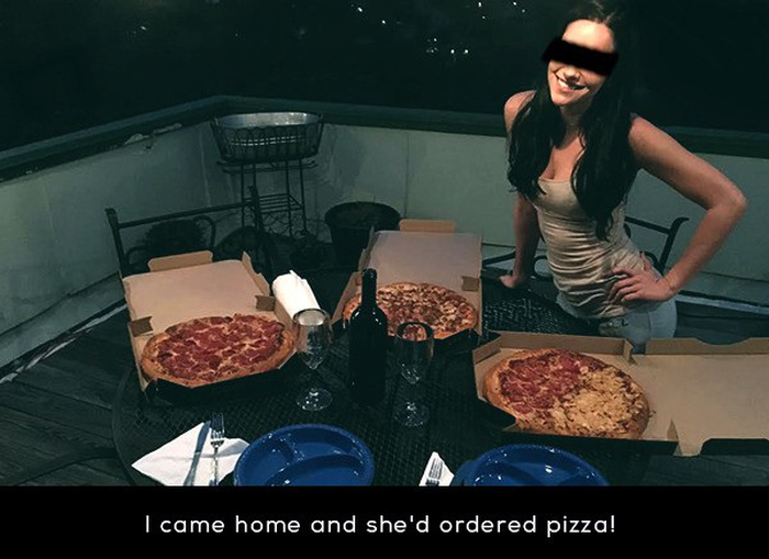 Is This Girl The Perfect Girlfriend? (12 pics)