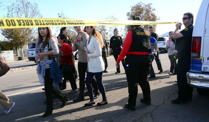 14 People Killed During A Mass Shooting At A Holiday Party In California (20 pics)