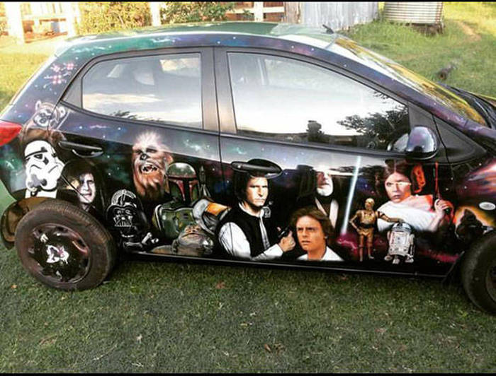 What It Looks Like When The Level of Awesomeness Is Taken To The Extreme (58 pics)