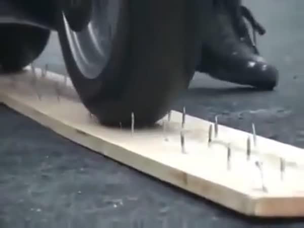 Tire Punctures