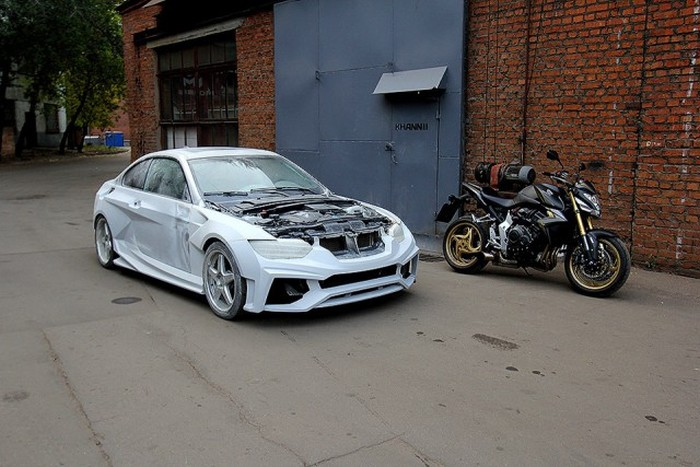 This BMW 3 Went From Ordinary To Extraordinary In No Time At All (66 pics)
