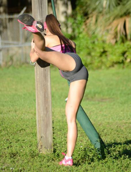 These Sporty Girls Are Strong, Sexy And Ready To Go (51 pics)
