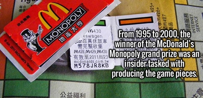 Awesome And Fun Facts About Anything And Everything (27 pics)