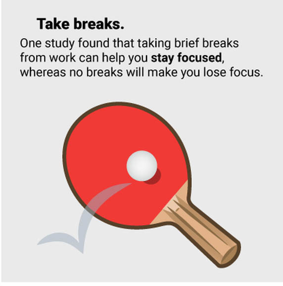 15 Tips To Help You Stay Focused All Day, Backed By Science (15 pics)