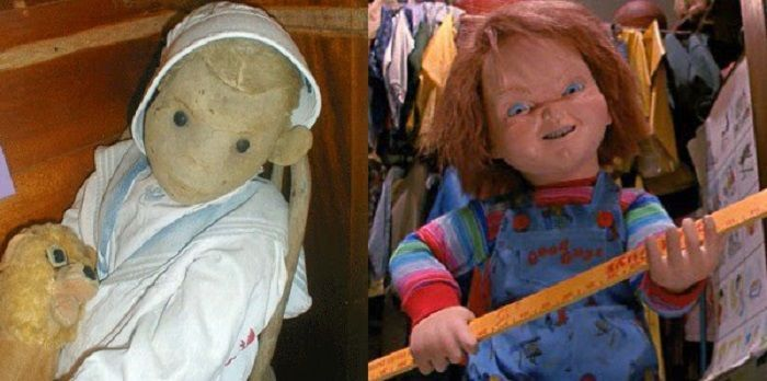 This Creepy Doll Named Robert Is The One That Inspired The 'Chucky' Movies (8 pics)