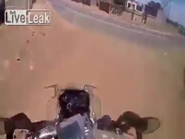 South Africa Police Chase