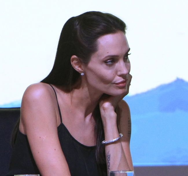 Angelina Jolie Joins The Committee At The Cambodian International Film Festival (6 pics)