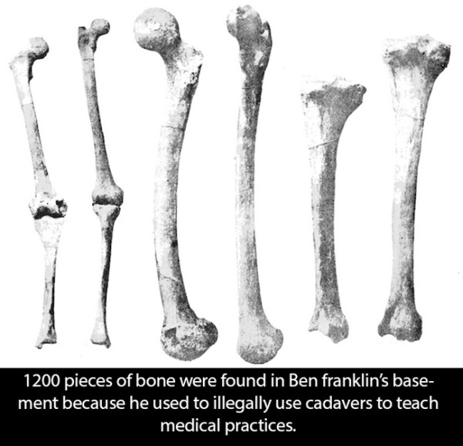 Dirty Facts About History That They Won't Teach You In School (18 pics)