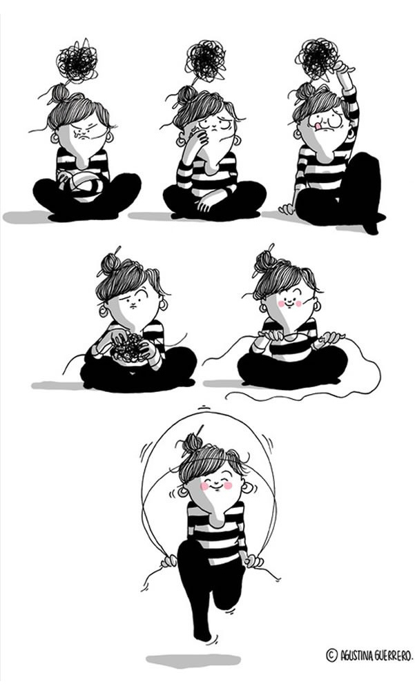 Comics That Sum Up The Experience Of Being A Girl (23 pics)