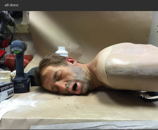 How To Make A Realistic Looking Dead Body From Scratch (15 pics)