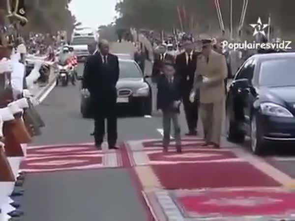 Prince Of Morocco