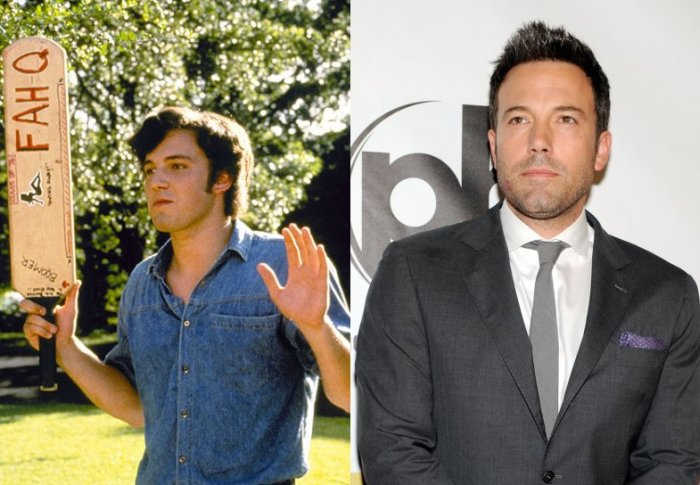Famous Movie Bullies Back In The Day And Today (19 pics)