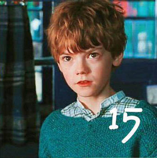 Thomas Brodie-Sangster Through The Years (6 pics)
