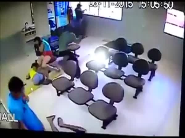Guard Prevented Robbery