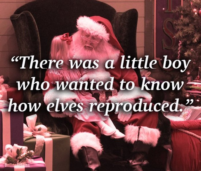 Mall Santas Reveal The Most Bizarre Christmas Gifts Kids Have Asked For (15 pics)