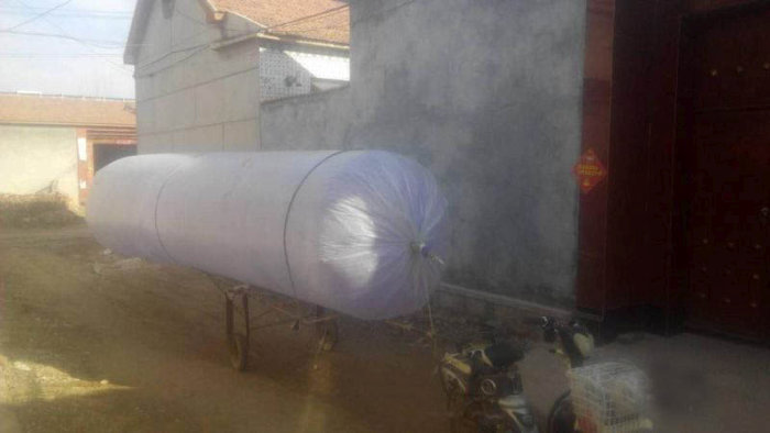 That's One Way To Get Natural Gas (5 pics)