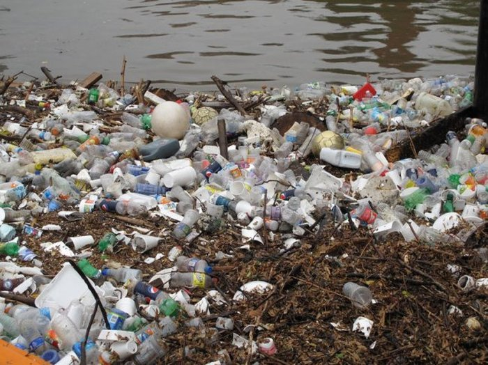 This Is The Boat That The People Of Baltimore Call Mr. Trash (11 pics)