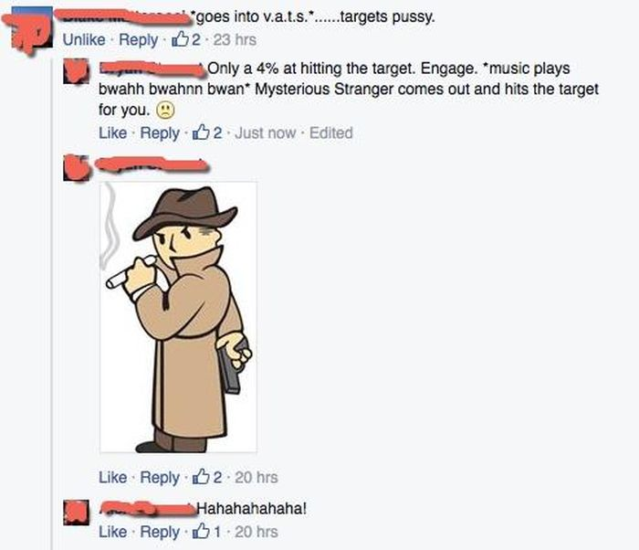 Facebook Fails That Totally Went Off The Deep End (22 pics)
