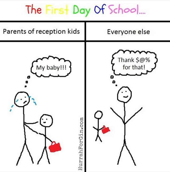 Mom Shares Her Parenting Problems With The World Through Honest Cartoons (39 pics)