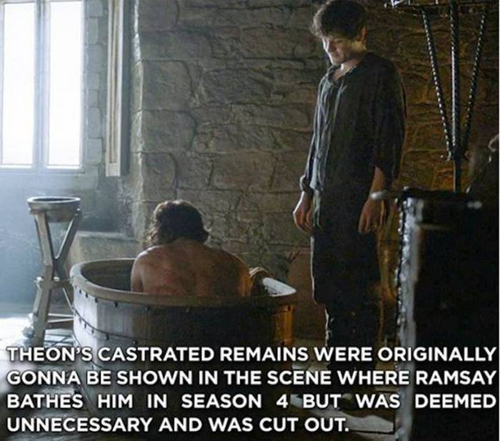 Game Of Thrones Facts And Trivia That Die Hard Fans Will Love (28 pics)