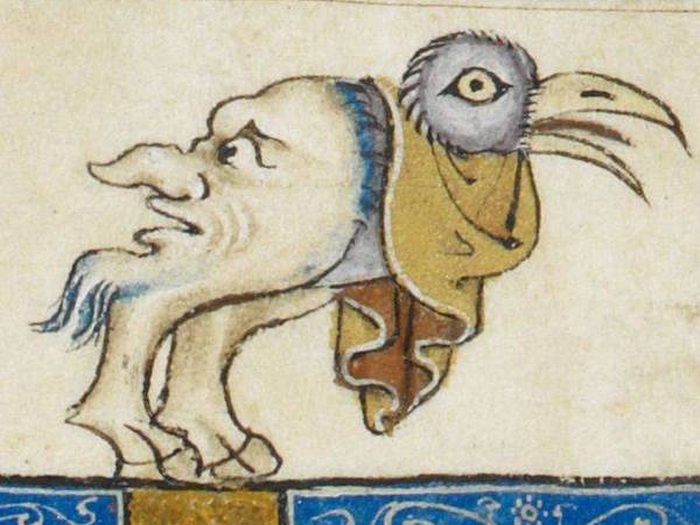 Medieval Art Is Just Absolutely Terrifying (24 pics)