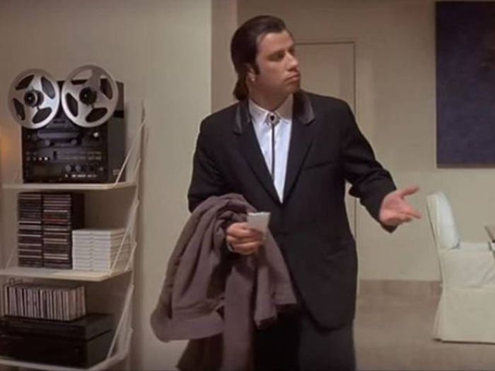 Confused Travolta Is The Best Thing To Happen To The Internet In A Long Time (21 gifs)