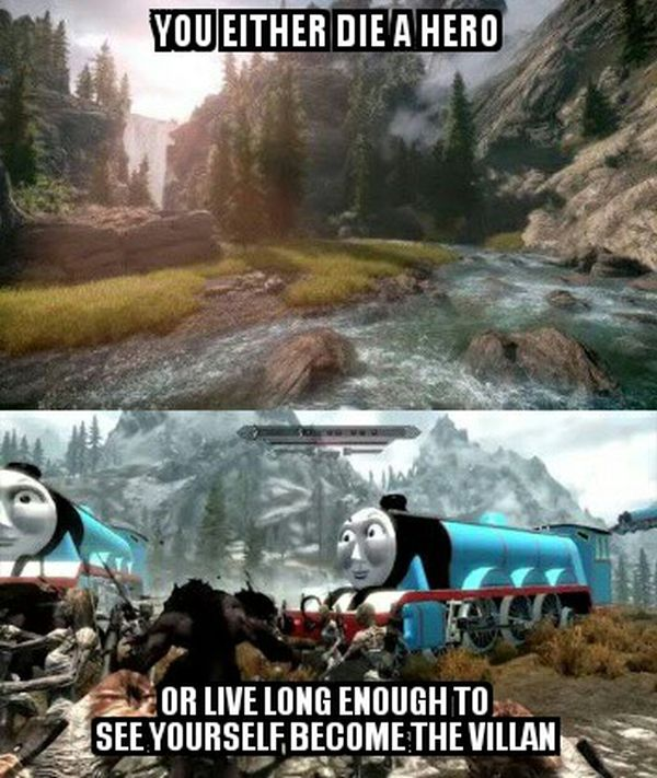 Hilarious Pictures That Speak To The Gamer In All Of Us (40 pics)