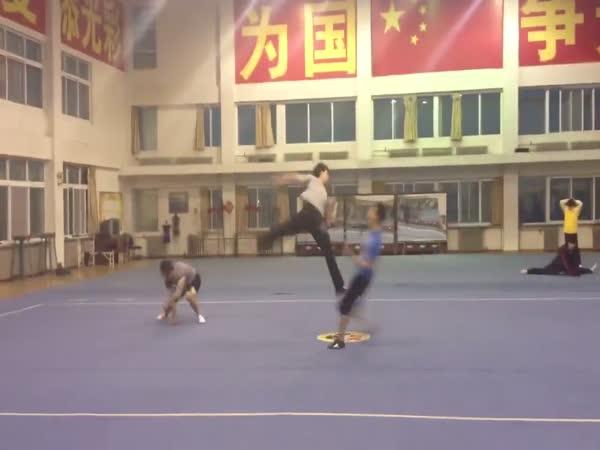 Real Life Kung Fu