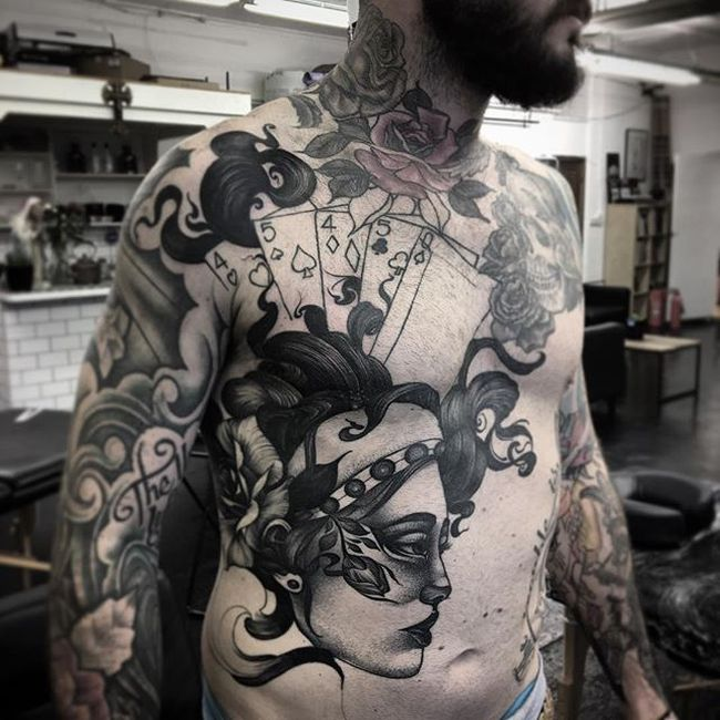 Pictures And Artwork That All Tattoo Lovers Will Appreciate (25 pics)
