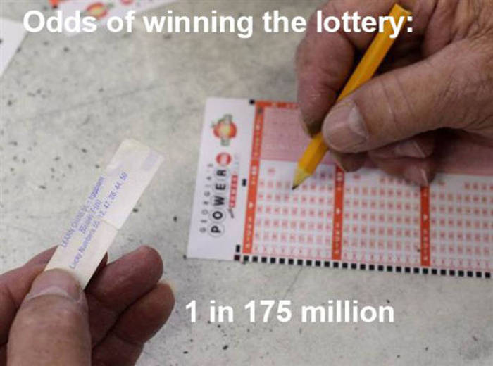 These Things Are More Likely To Happen To You Than Winning The Lottery (19 pics)