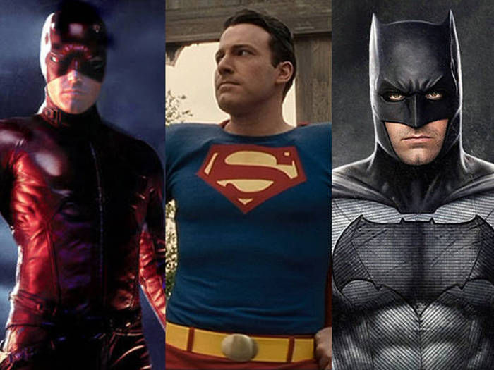 Hollywood Stars Who Have Played Multiple Comic Book Characters (15 pics)
