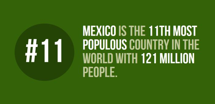 Fun And Interesting Facts You Probably Didn't Know About Mexico (30 pics)