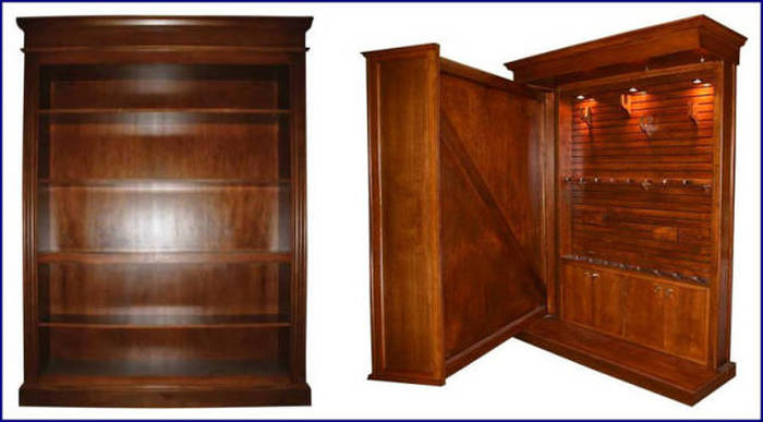 Awesome Items Of Furniture That Come With Secret Storage Units (25 pics)
