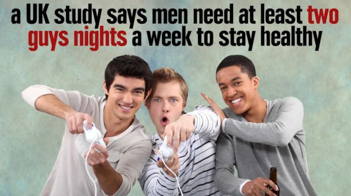 Interesting Facts And Statistics You Need To Know About Men (18 pics)