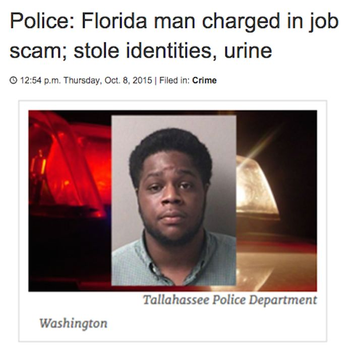 Florida Man Continues To Make Headlines Thanks To Ridiculous Crimes (12 pics)