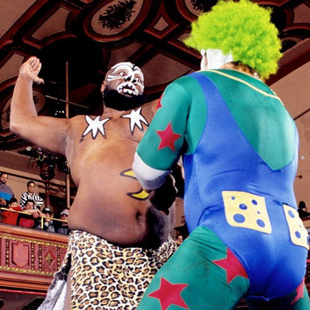 Classic Pictures From The Glory Days Of Professional Wrestling (24 pics)