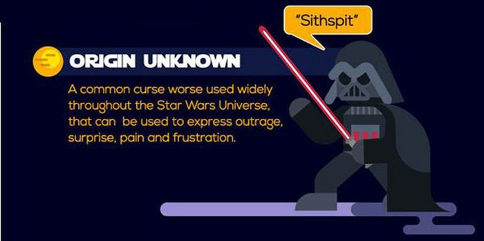 What The Insults Used In The Star Wars Universe Actually Mean (21 pics)