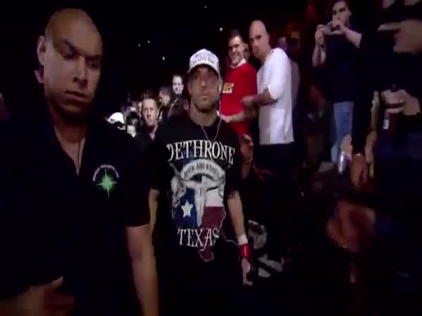 UFC Hat Thieves