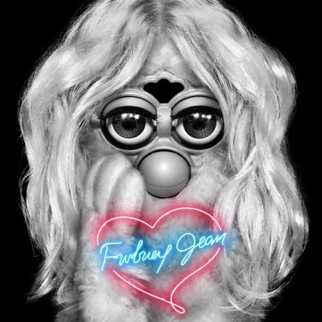 Popular Album Covers Made Instantly Terrifying By The Addition Of Furbies (14 pics)