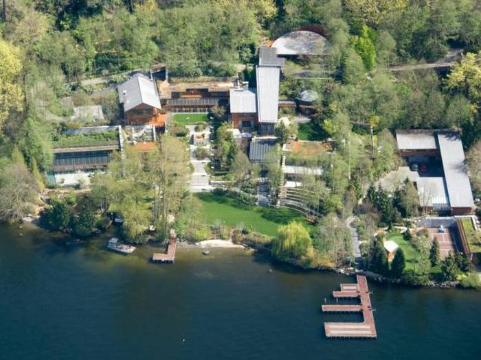 Interesting Facts About Bill Gates' Massive $123 Million Dollar Mansion (19 pics)